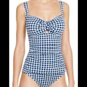 Tommy Bahama Plaid Swimsuit